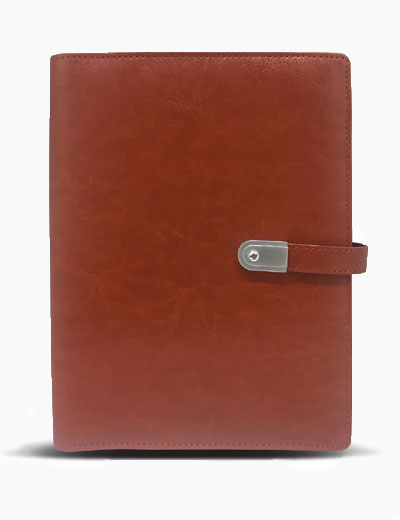 DPBU5000 - Organizer Diary with Powerbank and USB
