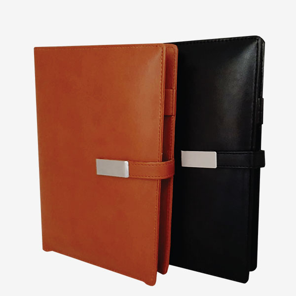 NDPB5000 - Notebook Replaceable Diary Powerbank 5000mah