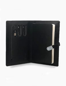 NDPBU5000 - Notebook Replaceable Diary Powerbank 5000mah with 16gb usb