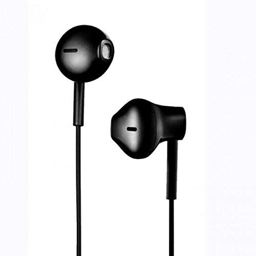 Pebble In-Ear Chime Headphone Black