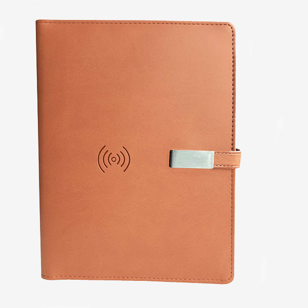 WDPB5000 - Wireless Powerbank Diary 5000 mah