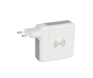 Charging Adapter with Wireless Powerbank