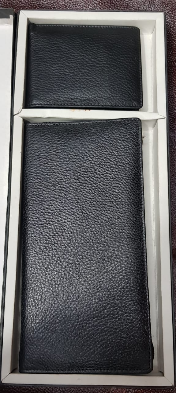 Leather Card Holder Gift