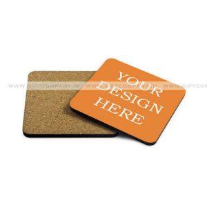Customised Square Tea Coasters