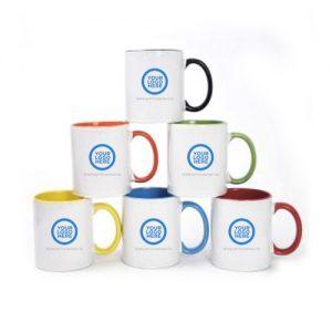 Dual Tone - Two Colour Mug