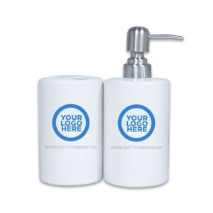 Soap Dispenser Bathroom Set