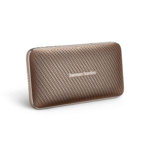 Harman Kardon Esquire Mini 2 Portable Bluetooth Speaker with Mic and Powerbank - Brown