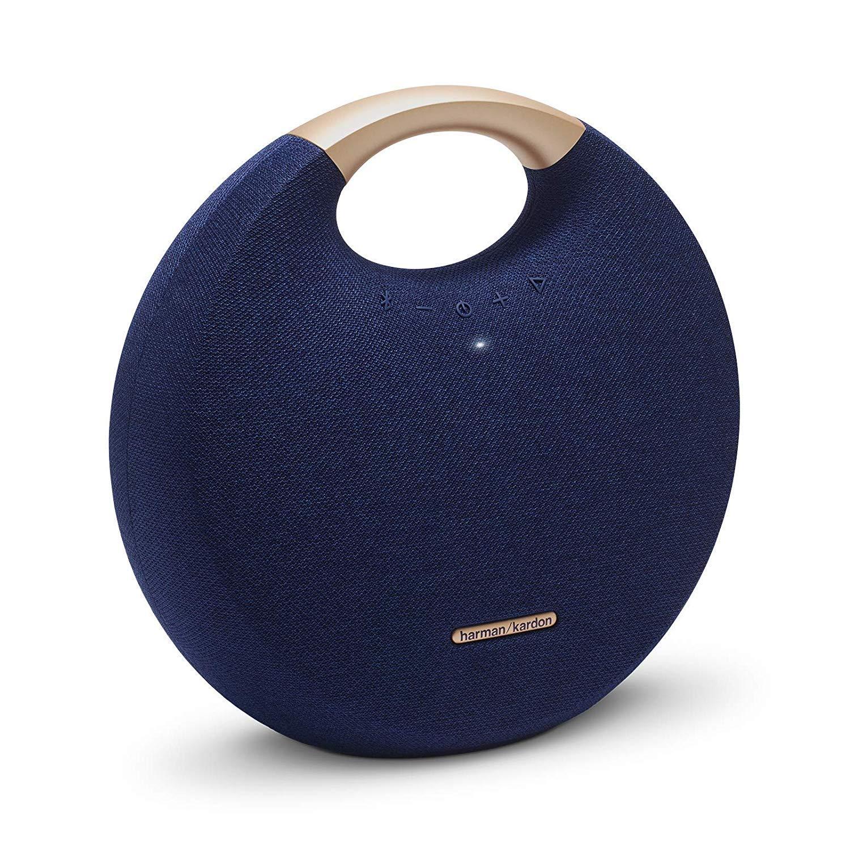 Harman Kardon Onyx Studio 5 Bluetooth Wireless Speaker Blue