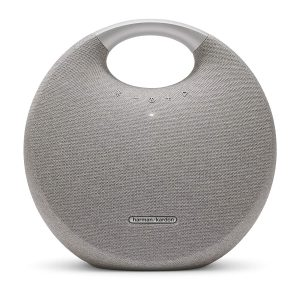 Harman Kardon Onyx Studio 5 Bluetooth Wireless Speaker Gray