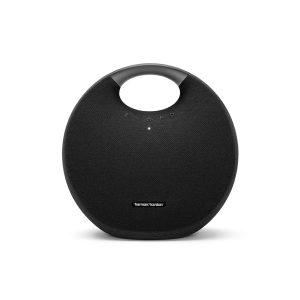 Harman Kardon Onyx Studio 6 Portable Wireless Speaker with IPX7 Waterproof - Black