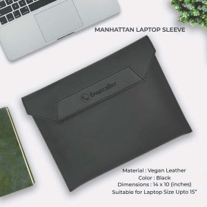 Manhattan Laptop Sleeve - Black