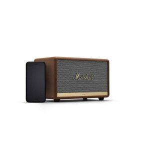 Marshall Acton II Bluetooth Speaker - Brown