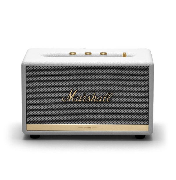 Marshall Speakers Acton II Bluetooth Multi-Room - White