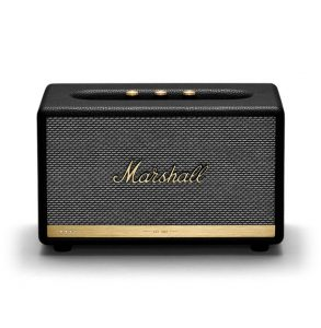 Marshall Speakers Acton II Voice with Google Assistant - Black