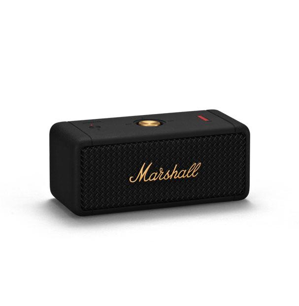 Marshall Speakers Emberton - Black Brass