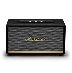 Marshall Speakers Stanmore II Voice with Google Assistant - Black