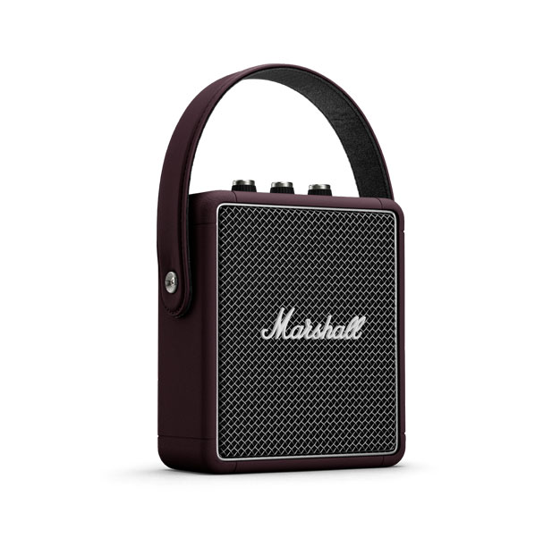 Marshall Speakers Stockwell II - Burgandy