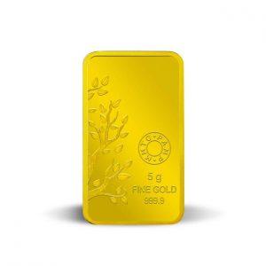 MMTC-PAMP Banyan Tree 24k (999.9) 5 gm Gold