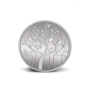 MMTC-PAMP Banyan Tree 999.9 Purity 20 gm Silver Coin