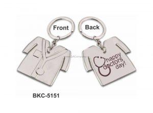 Doctor Coat Key Chain - BKC-5151