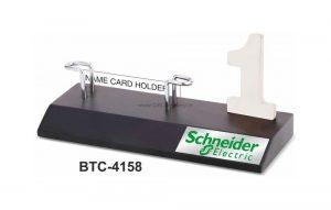 Number 1 Desktop Card Holder - BTC-4158