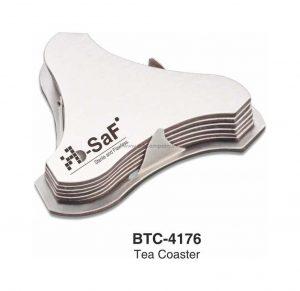 Metal Tea Coasters - BTC-4176