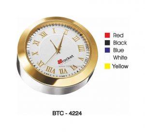 Premium Desk Clock BTC-4224
