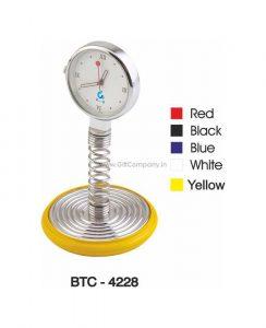 Spring Clock BTC-4228