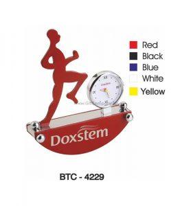 Running / Jogging Desk Clock - BTC-4229