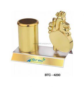 Cardiologist Heart Symbol Pen Holder BTC-4230
