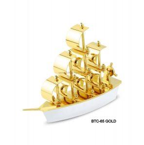 Ship Desktop Gift - BTC-65 Gold
