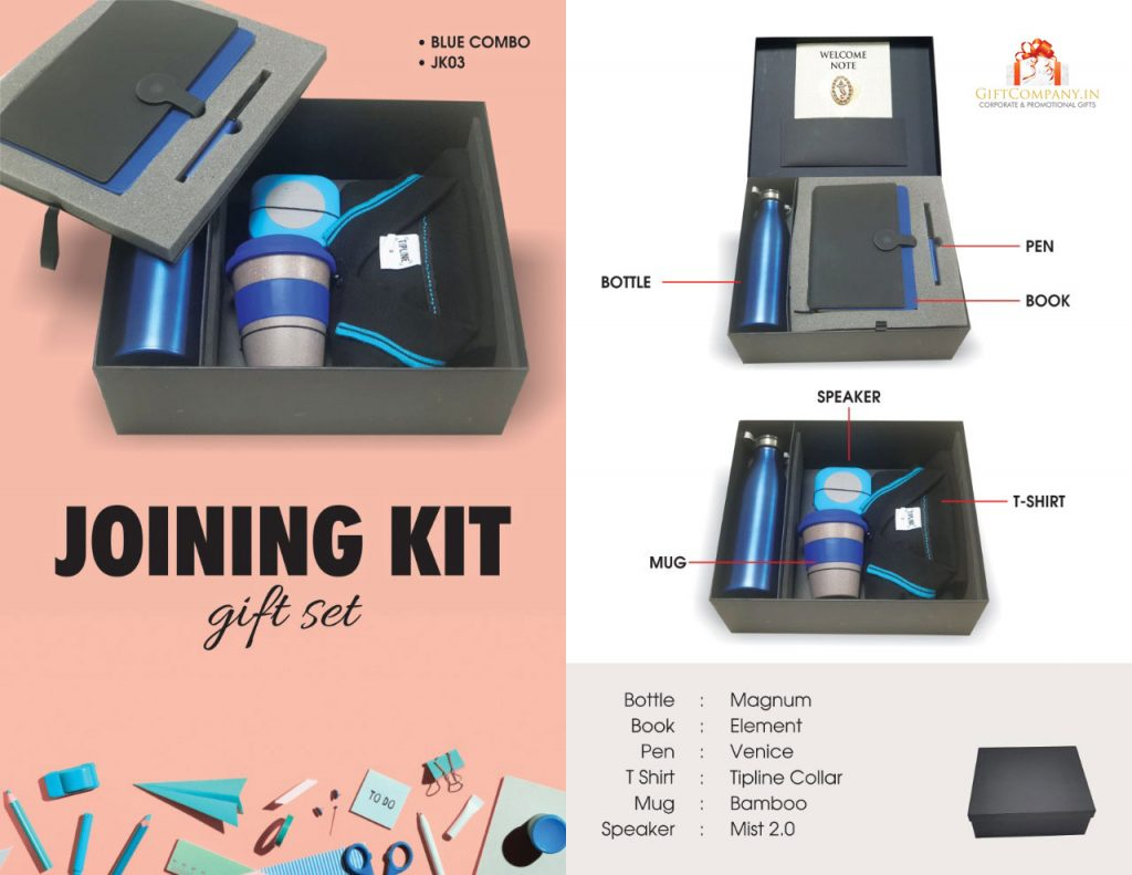 New Joiner Welcome Kit - 03