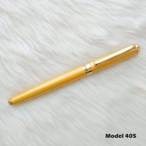 Premium Customized Metal Ball Pen - Roller Pen - Mumbai India - 405