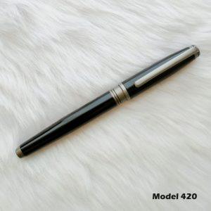 Premium Customized Metal Ball Pen - Roller Pen - Mumbai India - 420