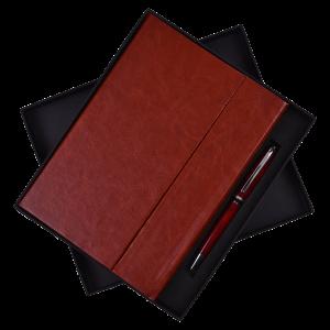 Fold Gift Set - Brown