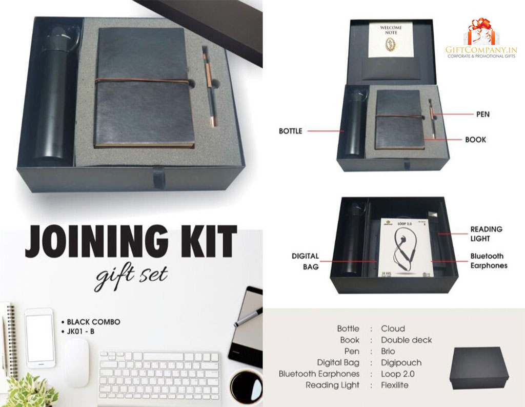 Client - Vendor - New Joiner Welcome Kit - 01B