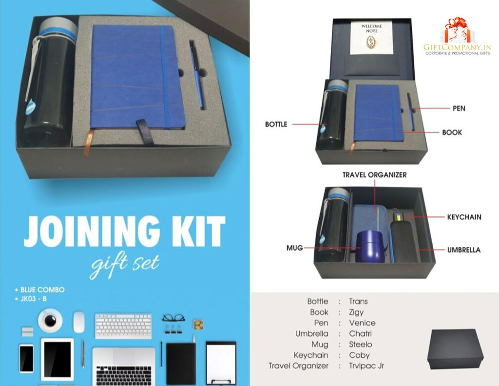 Client - Vendor - New Joiner Welcome Kit - 03B