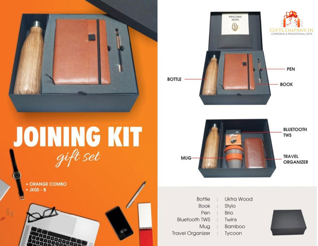 Client - Vendor - New Joiner Welcome Kit - 05B