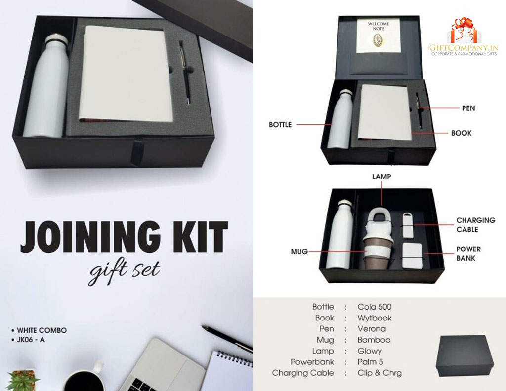 Client - Vendor - Employee - New Joinee Welcome Kit - 06A