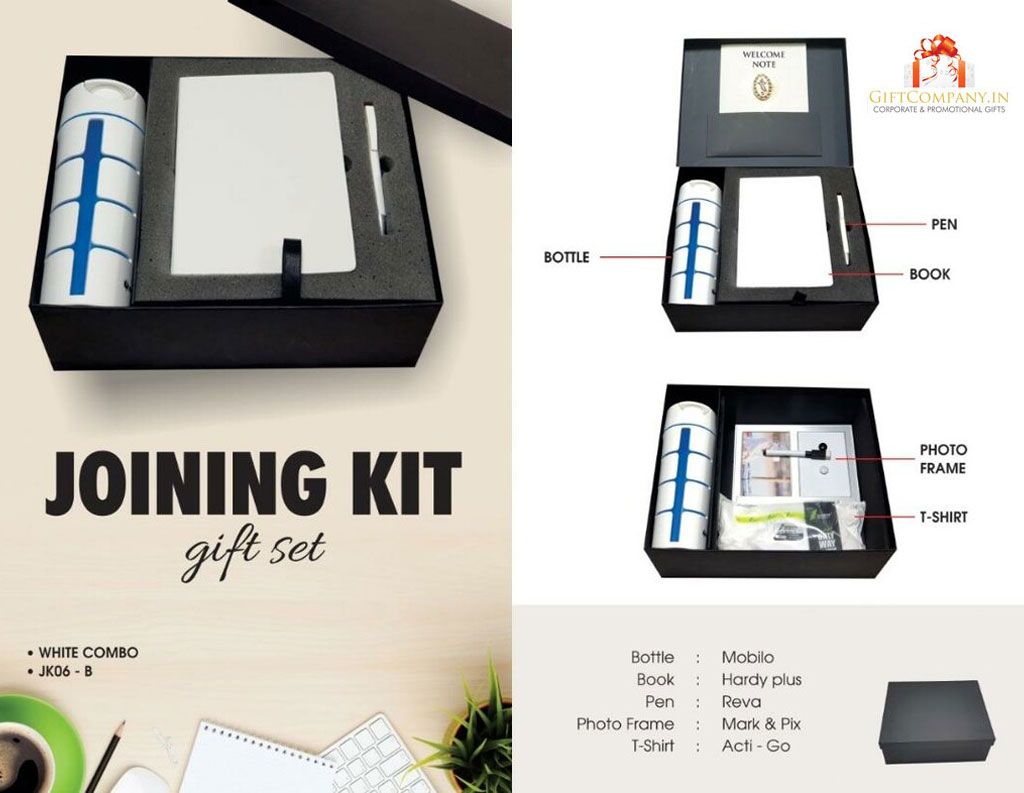 Client - Vendor - Employee - New Joinee Welcome Kit - 06B