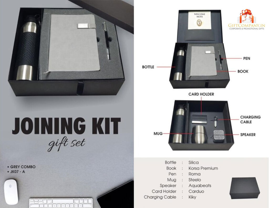 Client - Vendor - Employee - New Joinee Welcome Kit - 07A