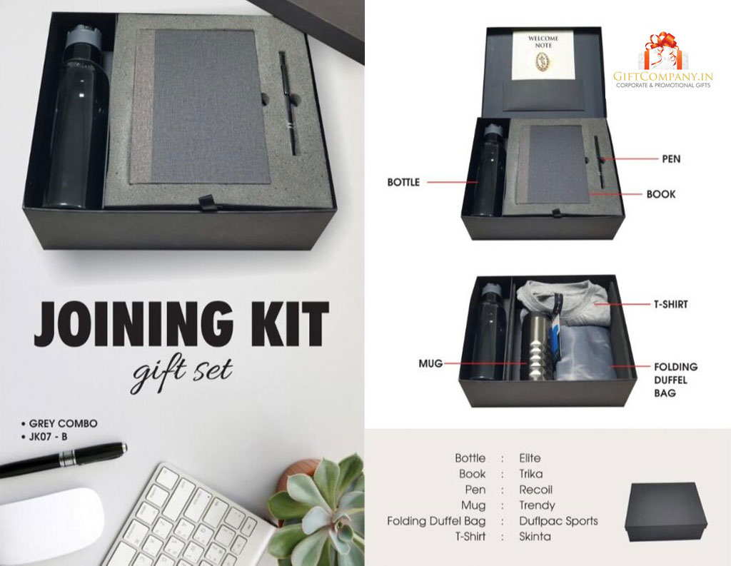 Client - Vendor - Employee - New Joinee Welcome Kit - 07B