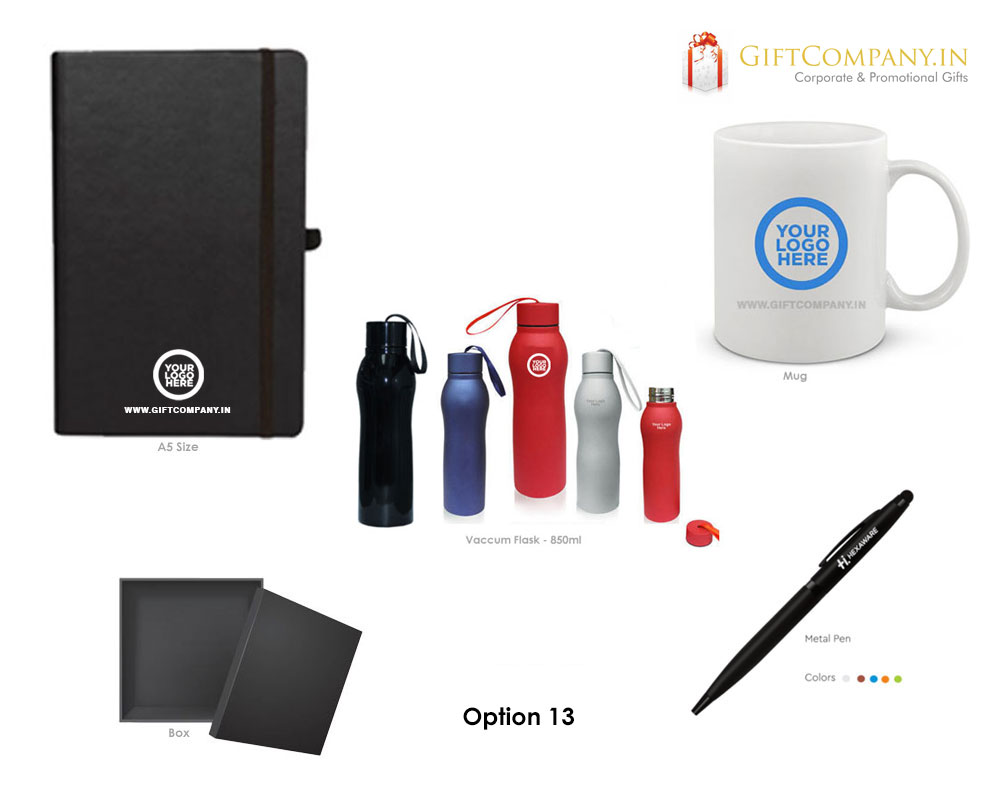 Client Welcome Kit Gift Set