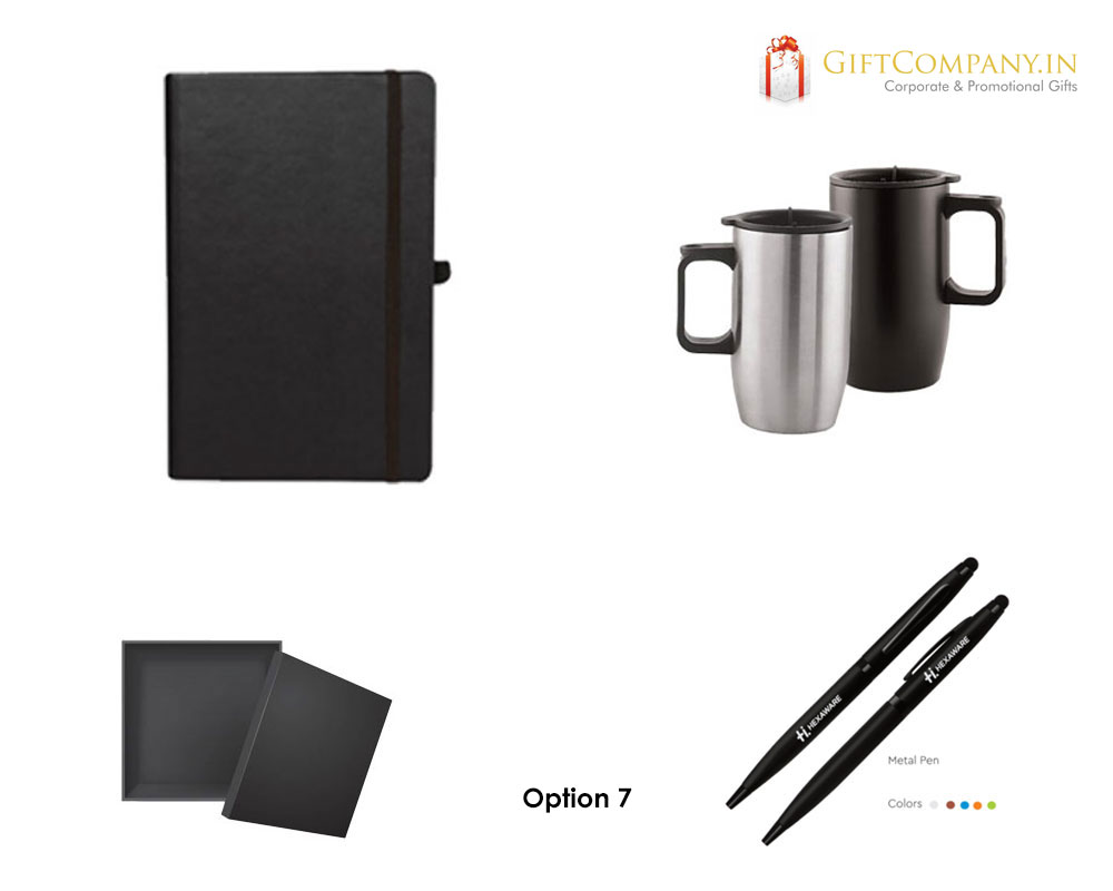 Welcome Kit Gifts for Clients & Employees